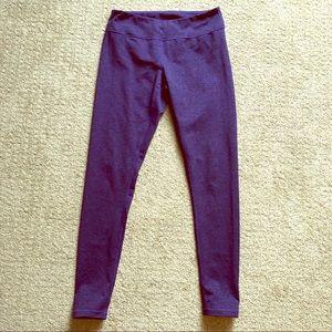 Zella Live In Purple leggings Size Medium
